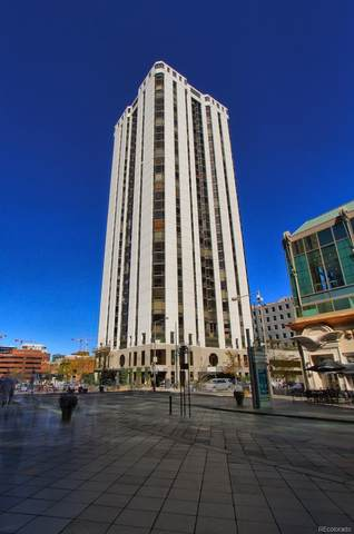 1625 Larimer Street #1802, Denver, CO 80202 (#5138916) :: The DeGrood Team