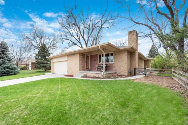 1164 W Shepperd Avenue, Littleton, CO 80120 (#5138931) :: The Healey Group