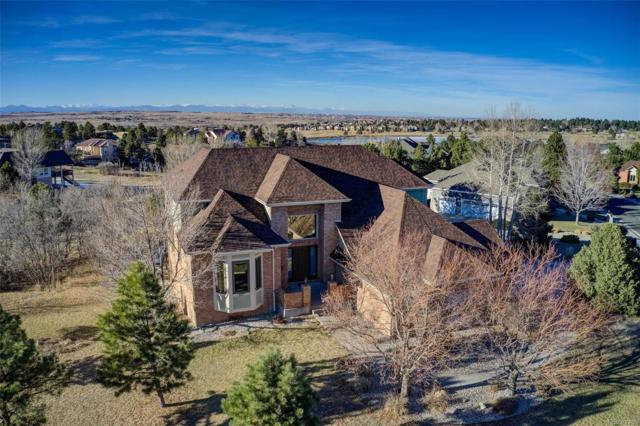 5707 Wild Berry Court, Parker, CO 80134 (#5138994) :: The Gilbert Group