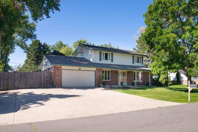 11270 W 78th Drive, Arvada, CO 80005 (MLS #5139476) :: Colorado Real Estate : The Space Agency