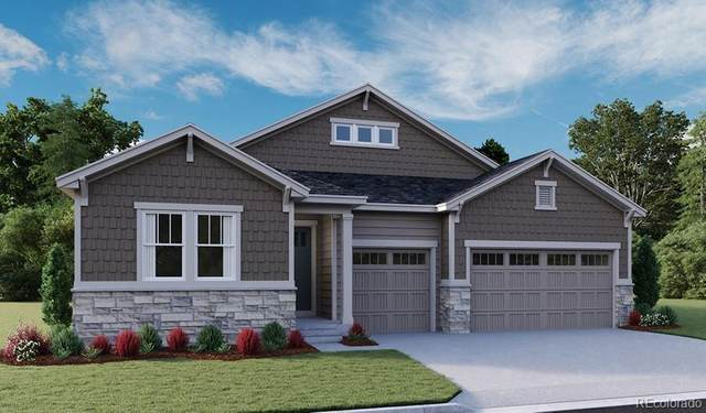 1589 Gentle Rain Drive, Castle Rock, CO 80109 (MLS #5139917) :: 8z Real Estate