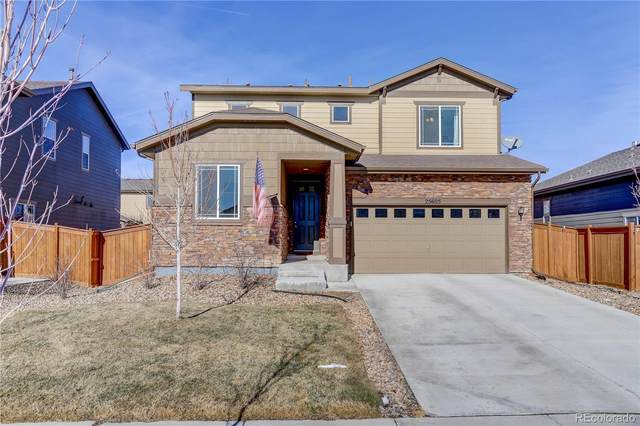 25605 E Maple Place, Aurora, CO 80018 (#5140243) :: The Dixon Group