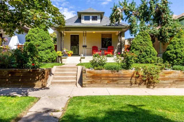 3085 W Clyde Place, Denver, CO 80211 (#5140434) :: Bring Home Denver