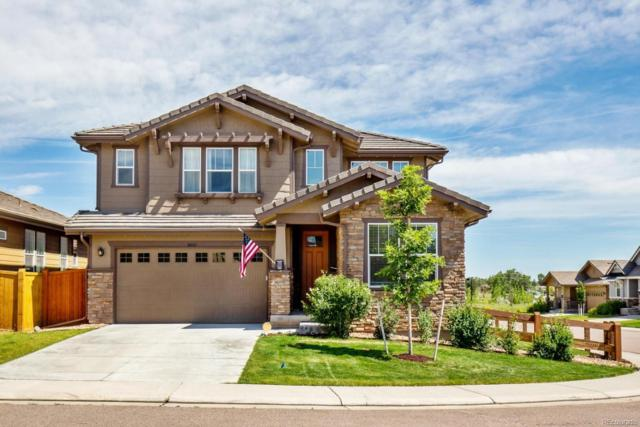 10032 Tall Oaks Street, Parker, CO 80134 (#5140919) :: The Galo Garrido Group