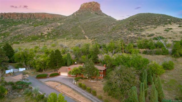 333 Castle Rock Drive, Golden, CO 80401 (#5140959) :: The Peak Properties Group