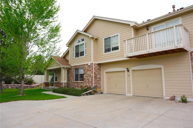 7700 W Grant Ranch Boulevard 1B, Denver, CO 80123 (#5141708) :: Wisdom Real Estate
