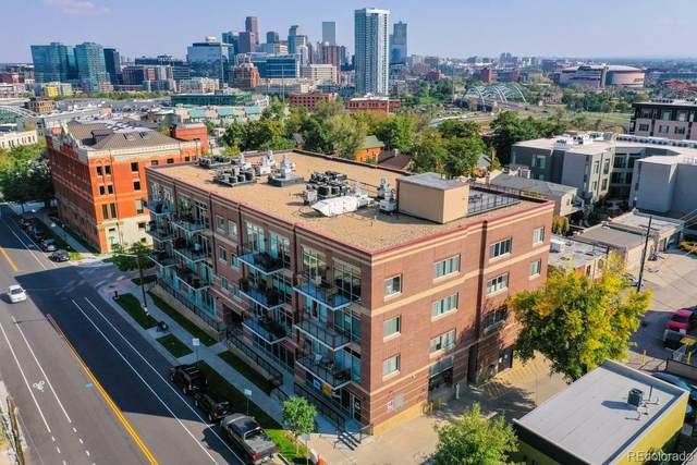 2200 W 29th Avenue #206, Denver, CO 80211 (#5142321) :: The Scott Futa Home Team