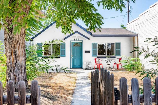 263 Galapago Street, Denver, CO 80223 (#5142496) :: Chateaux Realty Group