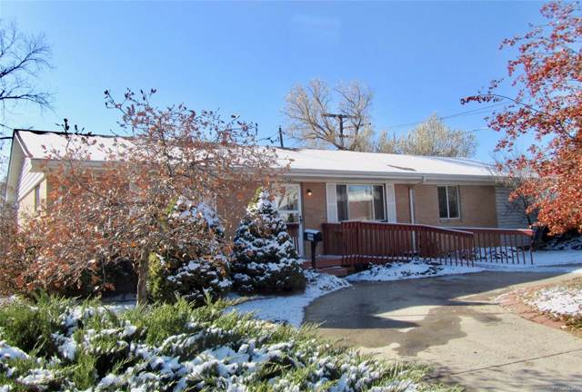 2940 Cottonwood Drive, Denver, CO 80221 (#5142766) :: Bring Home Denver with Keller Williams Downtown Realty LLC