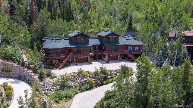 2510 Ski Trail Lane B, Steamboat Springs, CO 80487 (#5142940) :: The Gilbert Group