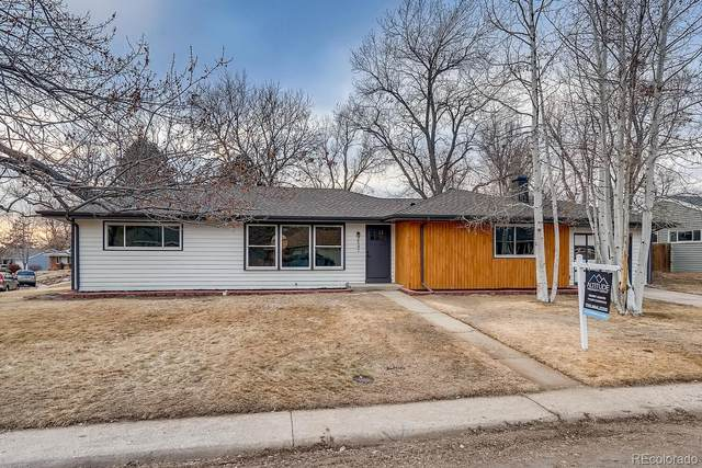 2547 S Cherry Street, Denver, CO 80222 (#5143115) :: Berkshire Hathaway HomeServices Innovative Real Estate