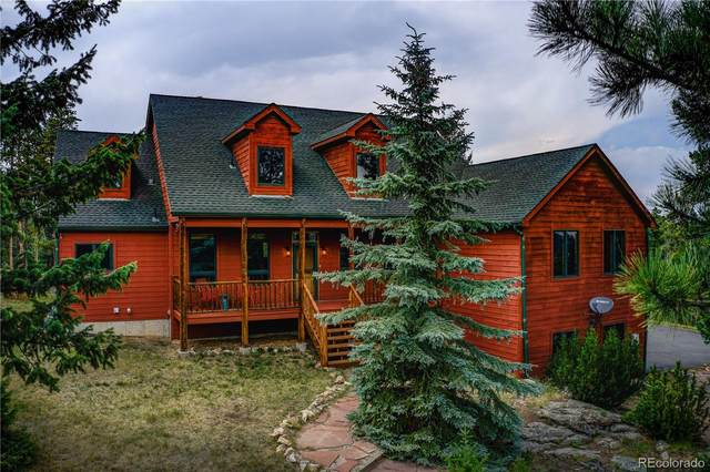 7737 Centaur Drive, Evergreen, CO 80439 (MLS #5143561) :: 8z Real Estate