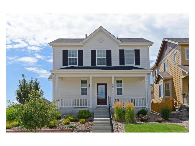 3672 Champagne Avenue, Castle Rock, CO 80109 (MLS #5143626) :: 8z Real Estate