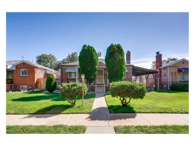4564 Zuni Street, Denver, CO 80211 (#5144102) :: The Galo Garrido Group