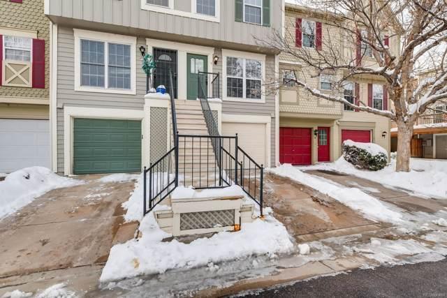 1811 S Quebec Way #7, Denver, CO 80231 (MLS #5144329) :: 8z Real Estate