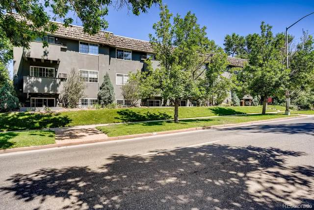 1410 York Street #31, Denver, CO 80206 (#5144386) :: The Brokerage Group