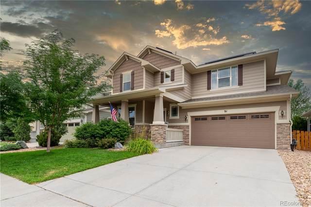 91 S High Street, Erie, CO 80516 (MLS #5144501) :: 8z Real Estate