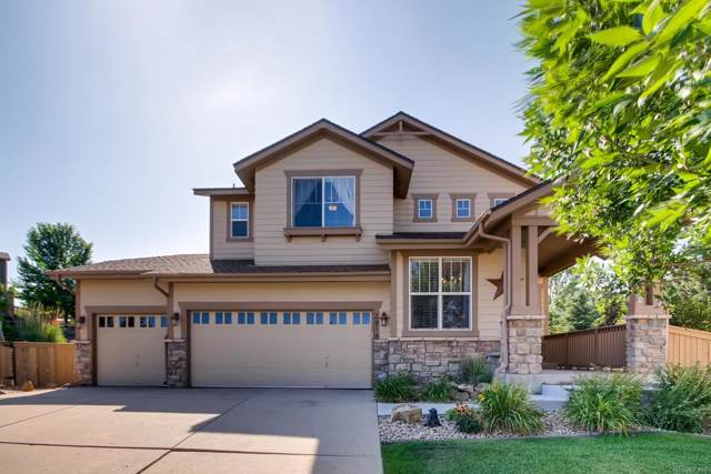 2816 Windridge Circle, Highlands Ranch, CO 80126 (MLS #5145057) :: 8z Real Estate