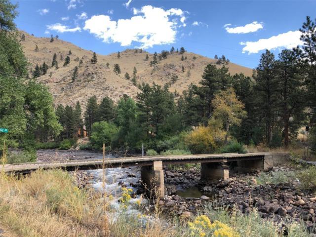 Tbd Smith Bridge Road, Bellvue, CO 80512 (#5145321) :: Bring Home Denver