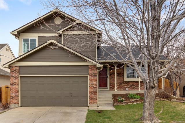5524 S Xenon Way, Littleton, CO 80127 (MLS #5145525) :: 8z Real Estate