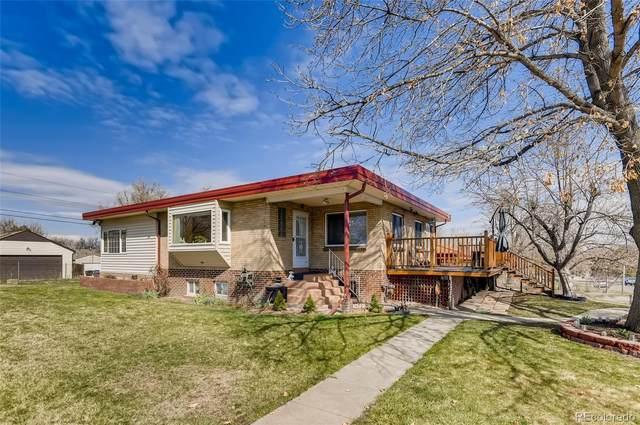 1 Yates Street, Denver, CO 80219 (#5145983) :: Wisdom Real Estate