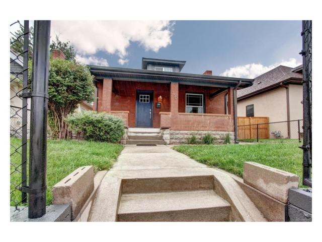 750 S Pearl Street, Denver, CO 80209 (#5146414) :: Thrive Real Estate Group