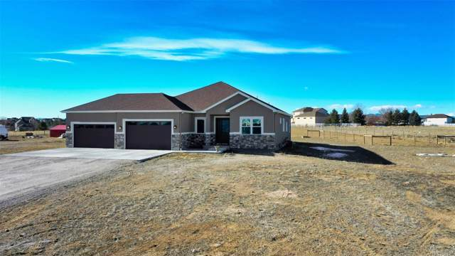 10506 E 152nd Avenue, Brighton, CO 80602 (MLS #5146418) :: Bliss Realty Group