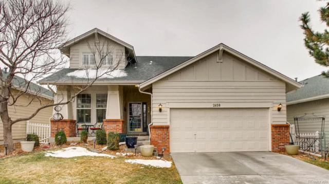 2638 S Troy Court, Aurora, CO 80014 (#5146584) :: The Peak Properties Group