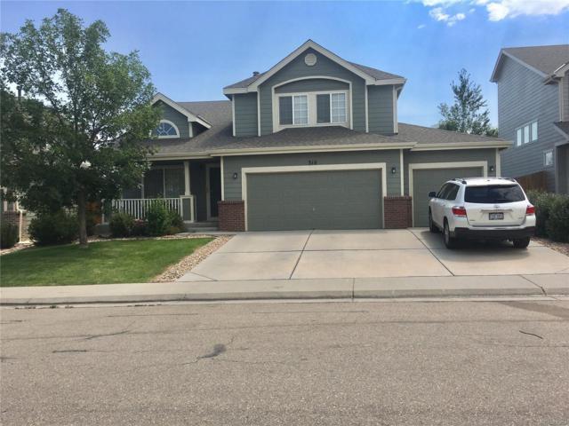 310 Garfield Street, Dacono, CO 80514 (MLS #5146826) :: 8z Real Estate
