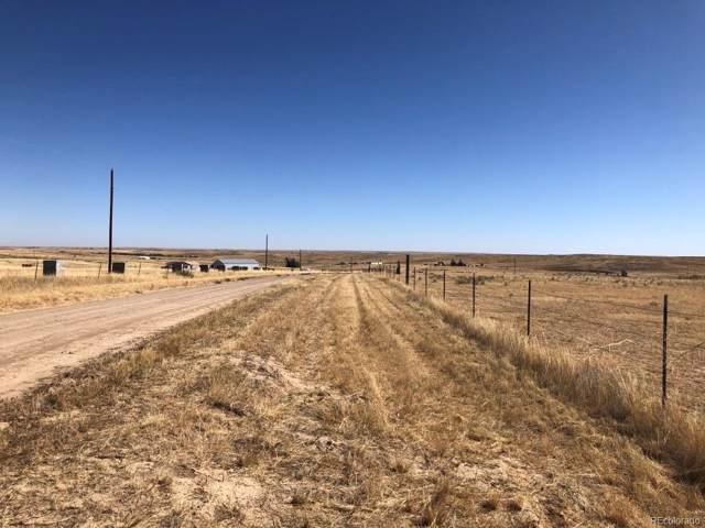 46750 Cottonwood Lane, Deer Trail, CO 80105 (MLS #5147083) :: 8z Real Estate