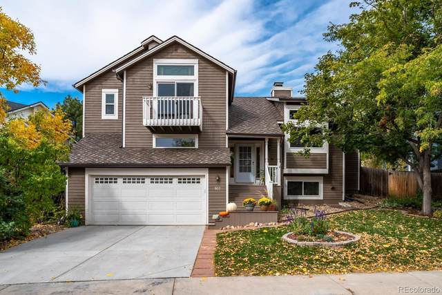 937 Grove Drive, Louisville, CO 80027 (#5147416) :: Berkshire Hathaway HomeServices Innovative Real Estate