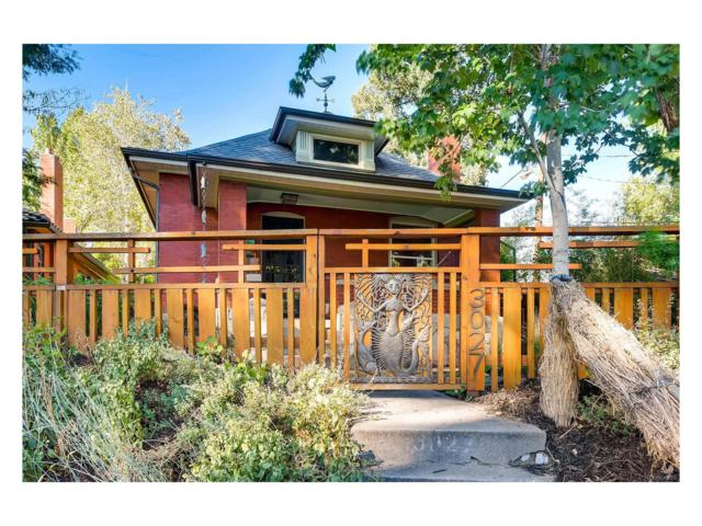 3027 W Highland Park Place, Denver, CO 80211 (#5147821) :: The Umphress Group