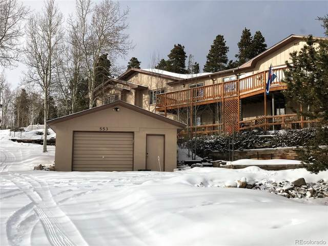 553 Empire Valley Drive, Leadville, CO 80461 (#5148283) :: HomeSmart Realty Group