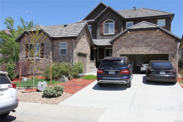 10080 Glenayre Lane, Parker, CO 80134 (#5148580) :: The HomeSmiths Team - Keller Williams