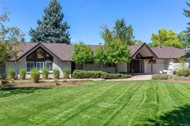 24 Viking Drive, Cherry Hills Village, CO 80113 (#5149369) :: The Galo Garrido Group