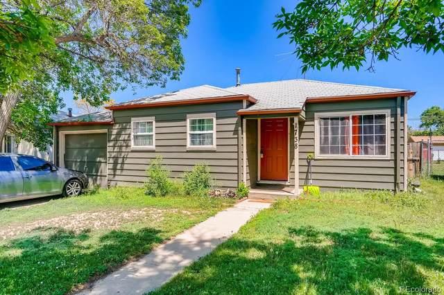 1738 Ironton Street, Aurora, CO 80010 (#5149701) :: Peak Properties Group