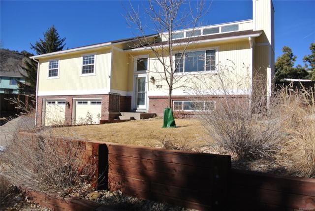 307 Johnson Drive, Castle Rock, CO 80104 (#5149854) :: Structure CO Group