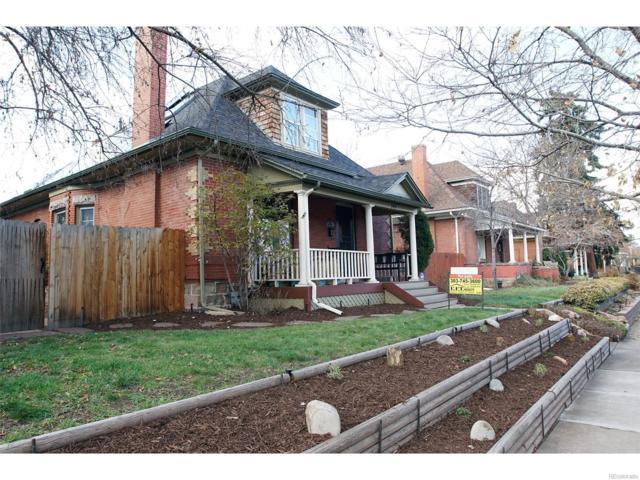 765 S Grant Street, Denver, CO 80209 (#5150234) :: Bring Home Denver