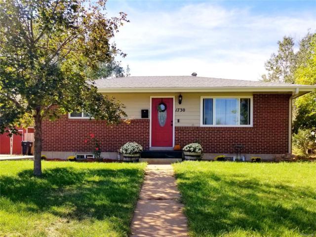 1730 27th Street, Greeley, CO 80631 (MLS #5150798) :: 8z Real Estate