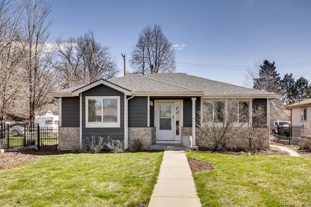1540 Quebec Street, Denver, CO 80220 (#5151017) :: Bring Home Denver with Keller Williams Downtown Realty LLC
