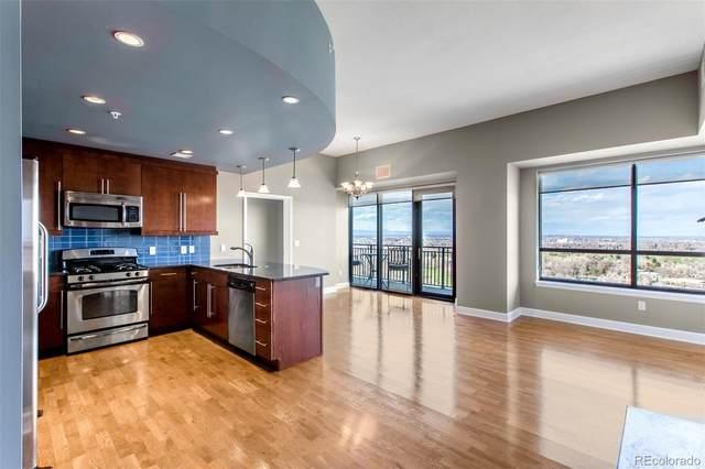 2990 E 17th Avenue #2006, Denver, CO 80206 (#5151118) :: Wisdom Real Estate