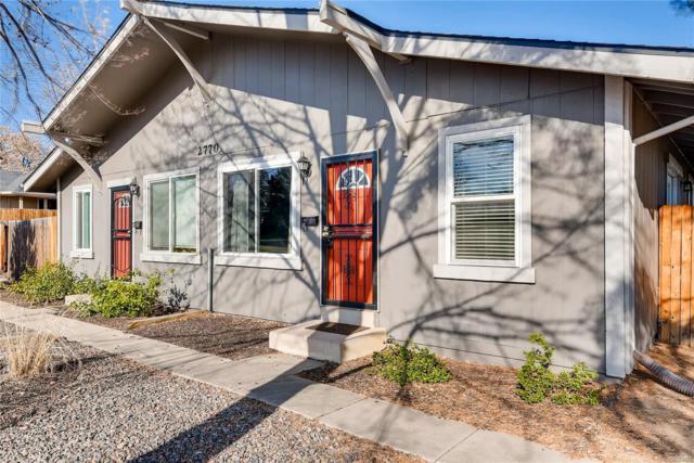2770 Lowell Boulevard C, Denver, CO 80211 (#5151286) :: Wisdom Real Estate