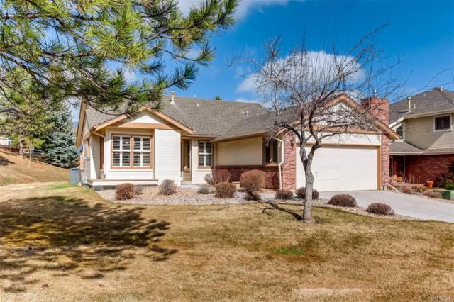 5 Red Cedar, Littleton, CO 80127 (#5151291) :: The Peak Properties Group
