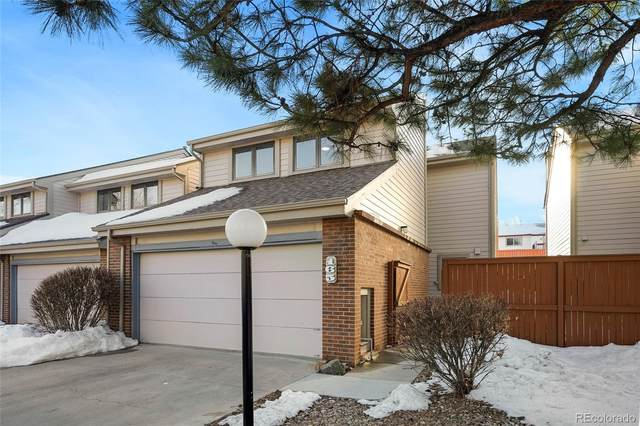 165 Xenon Street #31, Lakewood, CO 80228 (MLS #5151453) :: 8z Real Estate