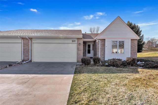 4070 W 11th Street #18, Greeley, CO 80634 (MLS #5151697) :: 8z Real Estate