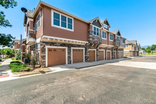 7130 Simms Street #107, Arvada, CO 80004 (#5151860) :: Kimberly Austin Properties