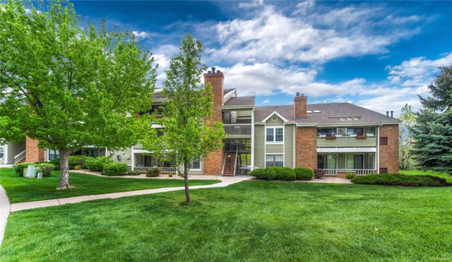 12024 W Cross Drive #106, Littleton, CO 80127 (#5151874) :: The Griffith Home Team