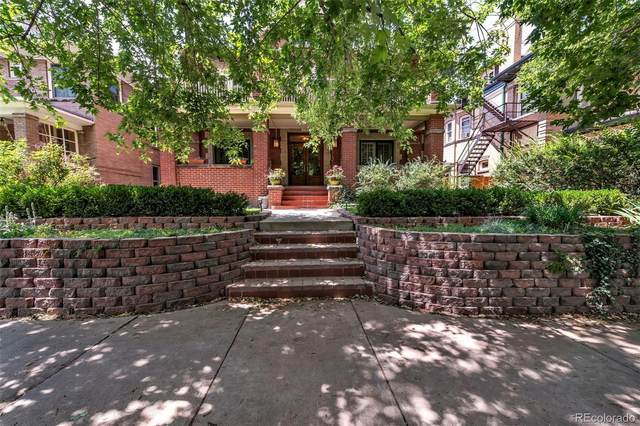 1431 Columbine Street #7, Denver, CO 80206 (#5152236) :: The HomeSmiths Team - Keller Williams