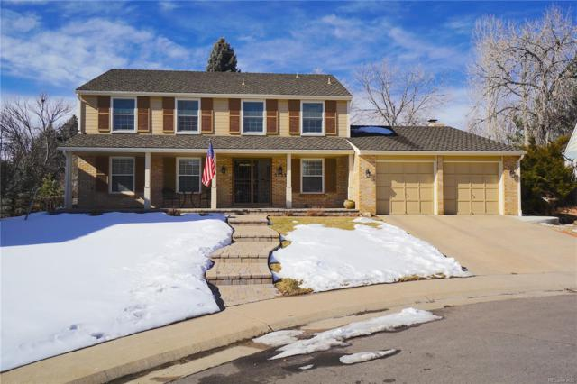 5253 S Holland Street, Littleton, CO 80123 (#5152382) :: The Heyl Group at Keller Williams