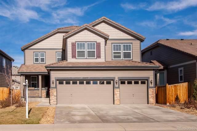 12577 Fisher Drive, Englewood, CO 80112 (#5152606) :: HomeSmart